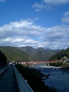 四万十川の旅は続く Shimanto river journey