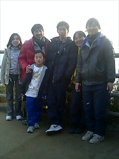 家族の休日 Family holiday