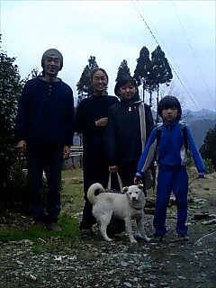 宮城家の皆様 Miyagi family
