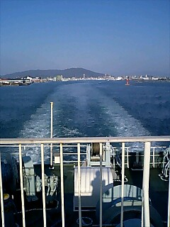 さらば四国 Good bye Shikoku