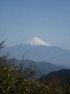 富士山、近づいてます。Fujiyama coming closer