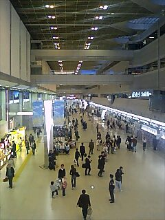 羽田空港3 Haneda air port3