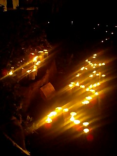 アースデイ宮崎キャンドルナイト Candle night at earthday Miyazaki
