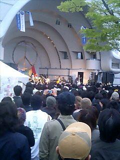 アースデイ東京の風景2 Sceen from Earthday Tokyo2