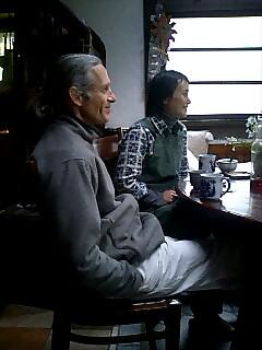 エバレットさん、デコさん夫妻 Everett and Deco-san couple