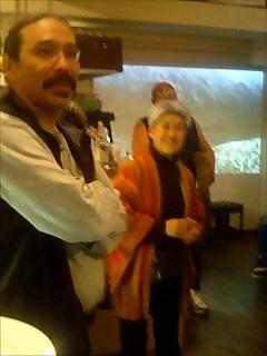 北米インディアンの集い North american indian gathering