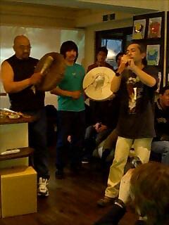 北米インディアンの集い2 North american indian gathering2