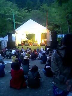 アースデイキャンプ earthday camp