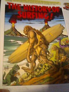 波乗りの歴史 The history of surfing