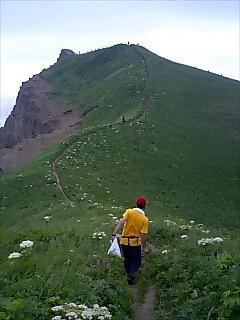 礼文島ウォーク Lebun island walk