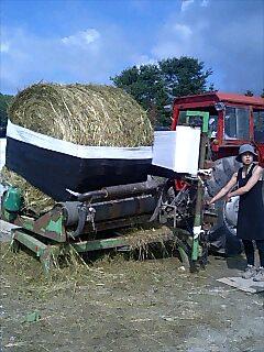 牧草ラッピング wrapping pasture
