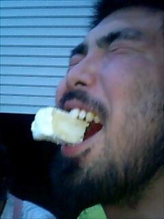手作りカマンベールチーズ home made camanbert cheese