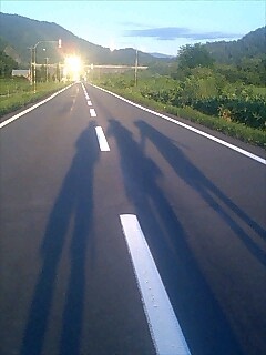 道の風景 View on the road