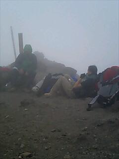大雪山トレッキング