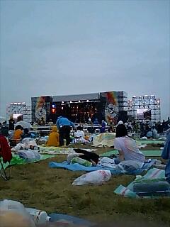 ライジングサン ロックフェスティバル Rising sun rock festival