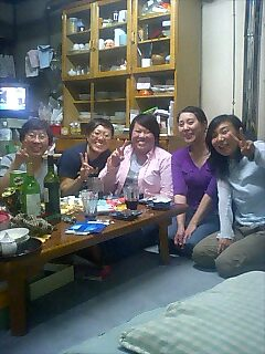 苫小牧の服部ファミリーにお世話になりました。We visited Hattori family in Tomakomai