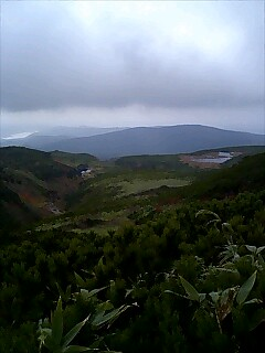 大雪山 Daisetsu mountain