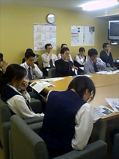 札幌イオンの日に参加 participated sapporo AEON day