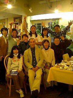 正木さんご夫婦の講演会 Speaking engagement of Masaki-san couple