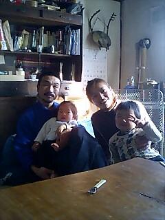 占冠の市川家にお世話になりました。 We stayed at ichikawa family in shimukappu.