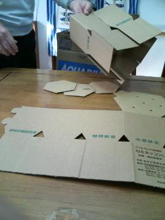 六角形が地球を救う Hexagon save the erath.