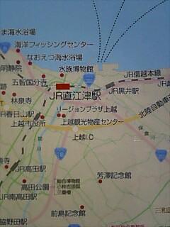 新潟県直江津 Naoetsu Nigata