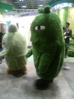 エコプロダクツ展に参加して来ました。