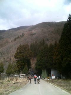 福島での一コマ