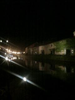 なかなかロマンチックな夜の小樽