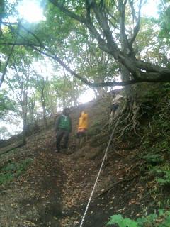 種まきウォーク山歩き
