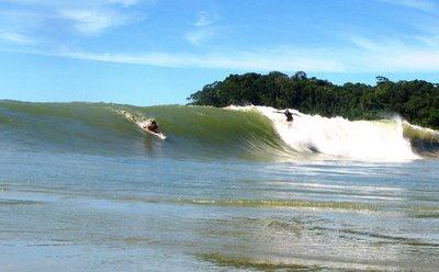 世界放浪の旅、ブラジルで波乗り (本出版に向けて・その20)
