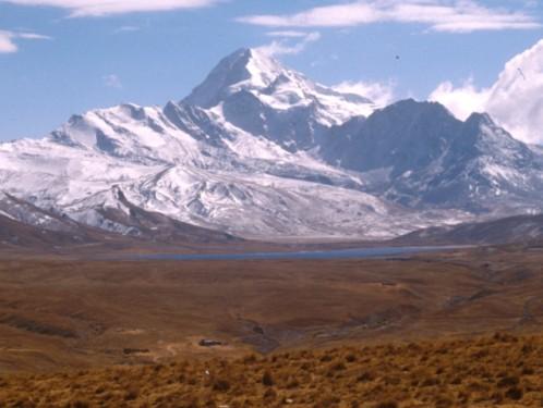 世界放浪の旅、ボリビア・6088m登山 (本出版に向けて・その25)
