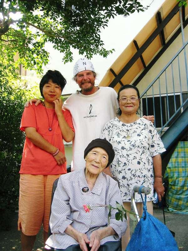 広島までのウォークで出逢った人達 (本出版に向けて・その83)
