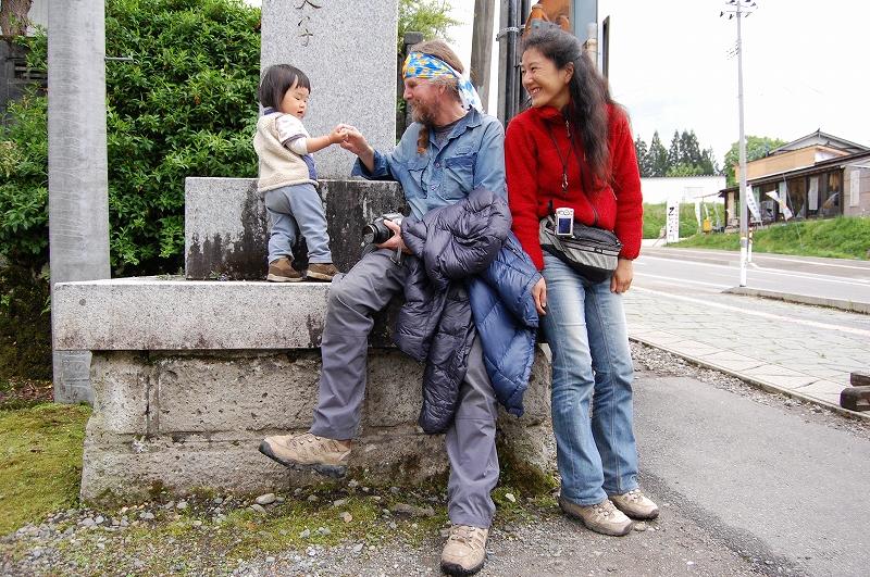 ポール、木乃実さんと山形県で毎日セレブレーションアース!